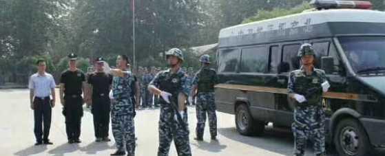 北京振远武装押运直招护卫员